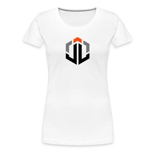 Logo_Light - Frauen Premium T-Shirt