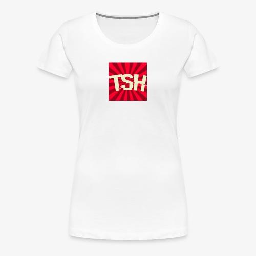 Old Skool Tsh - Maglietta Premium da donna