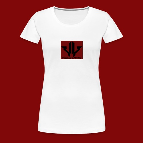 Puzzled Gaming Merchandise - Women's Premium T-Shirt
