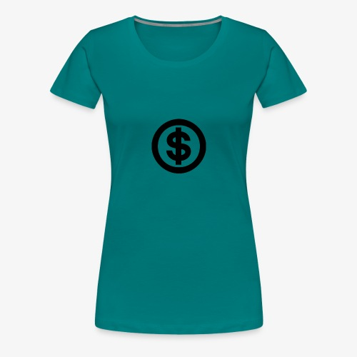 marcusksoak - Dame premium T-shirt