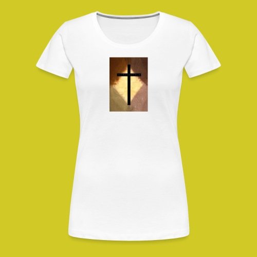 COLLECTION CROSS - Camiseta premium mujer