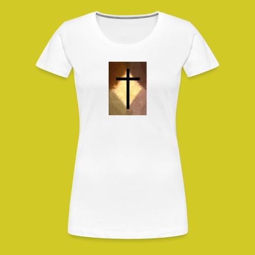 COLLECTION CROSS - Camiseta premium mujer