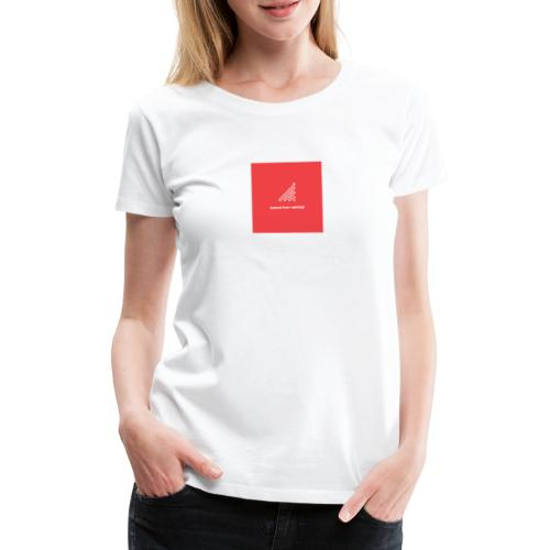 kahoot hver søndag - Dame premium T-shirt