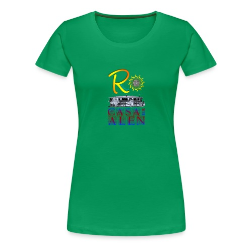 RESOLAINA - Camiseta premium mujer