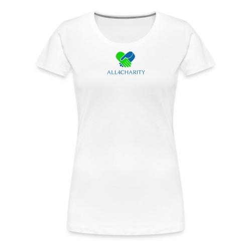 SmallLogo - Women's Premium T-Shirt