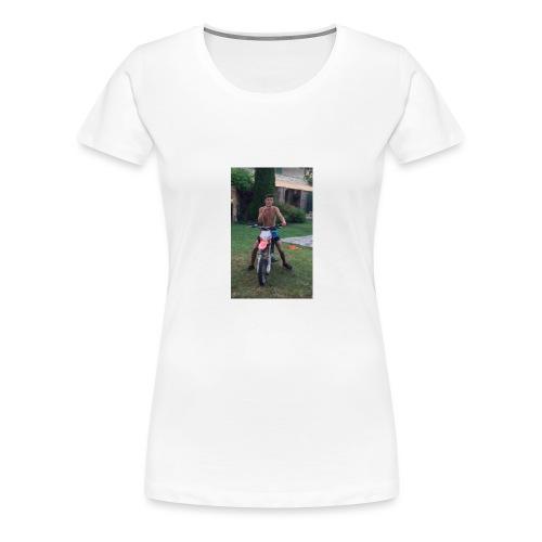 Before jump - T-shirt Premium Femme