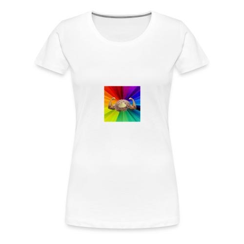 semoule dans cerveau - T-shirt Premium Femme