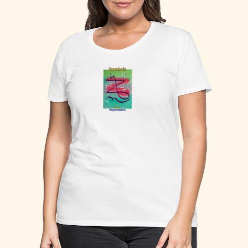 Zeniel - Frauen Premium T-Shirt