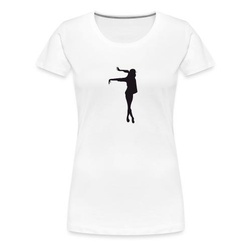 WILLY - Maglietta Premium da donna
