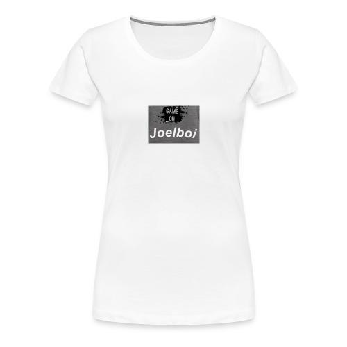 Joelboi Kläder och andra saker!👍 - Premium-T-shirt dam
