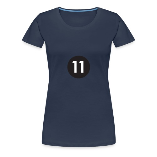 11 ball - Women's Premium T-Shirt