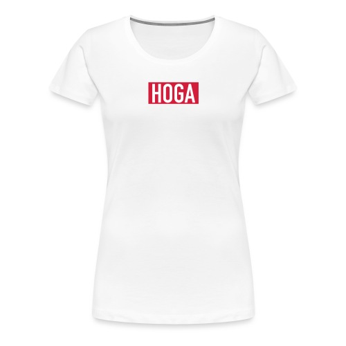 HOGAREDBOX - Premium T-skjorte for kvinner