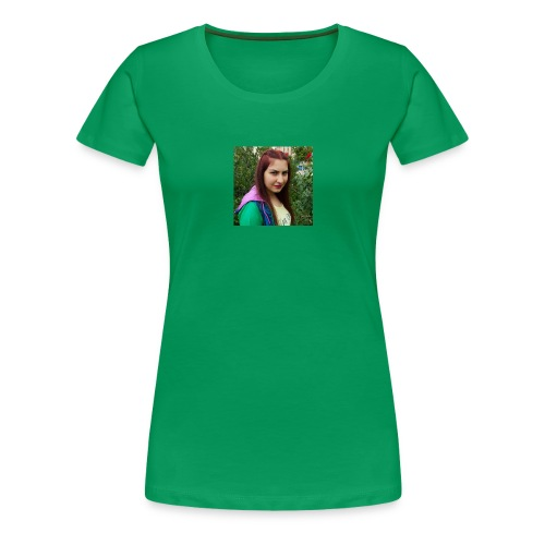 Ulku Seyma - Women's Premium T-Shirt