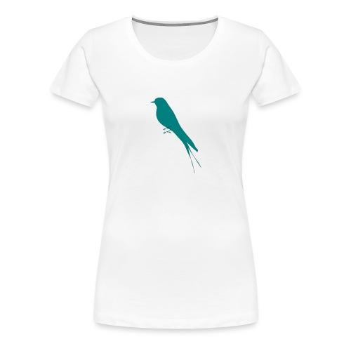 Golondrina - Camiseta premium mujer