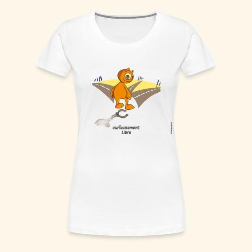 Libre - T-shirt Premium Femme