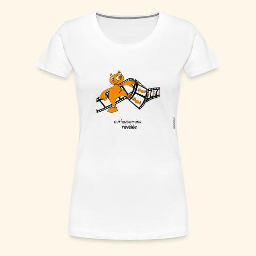 révélé femme - T-shirt Premium Femme
