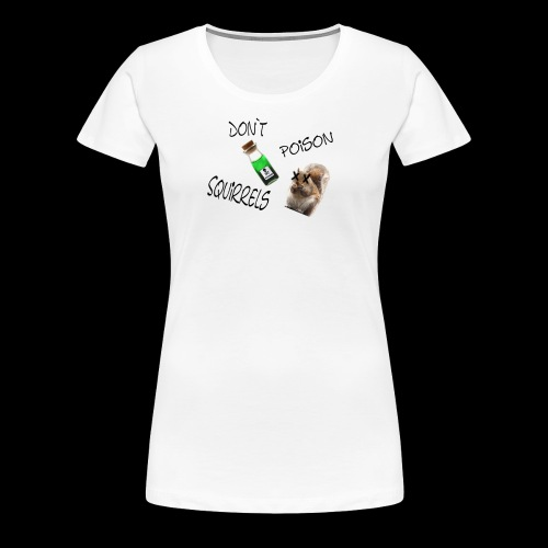 Squirrels - Women's Premium T-Shirt