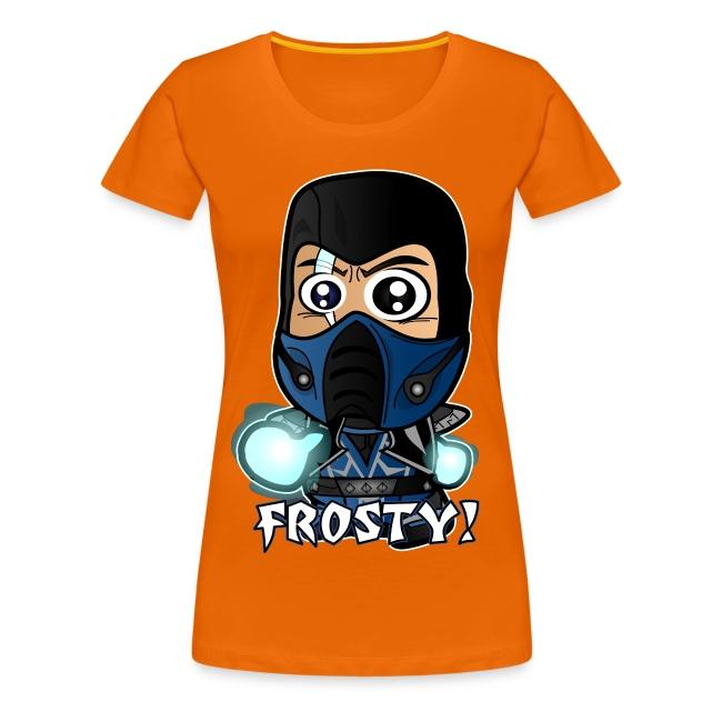 Chibi Sub-Zero MK Frosty