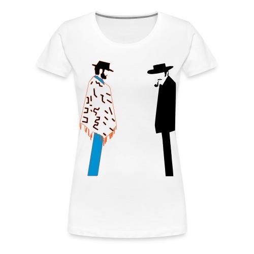 Bad - T-shirt Premium Femme
