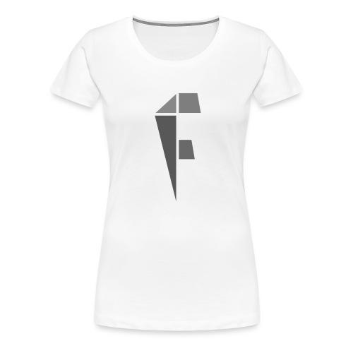 bnwlogodarker png - Women's Premium T-Shirt