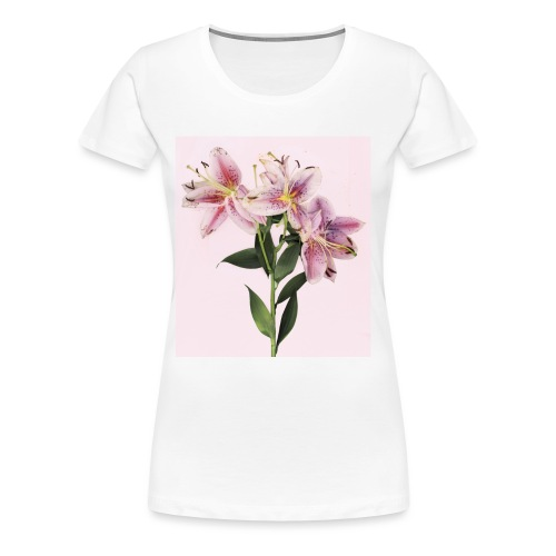 Moment in Pink - Women's Premium T-Shirt