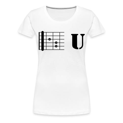 FmajU - Frauen Premium T-Shirt