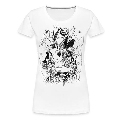 the innocent - Frauen Premium T-Shirt