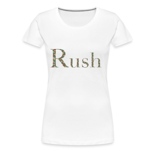 Rush - Frauen Premium T-Shirt