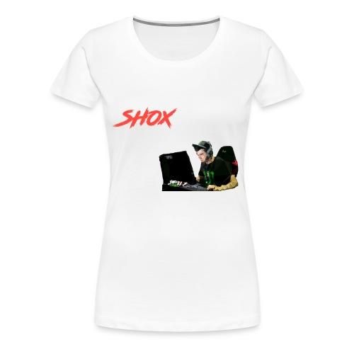 G2.SHOX #1 - T-shirt Premium Femme