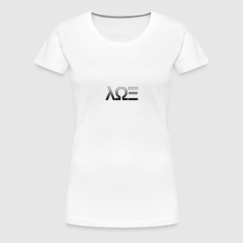 Logo by asap_future - T-shirt Premium Femme