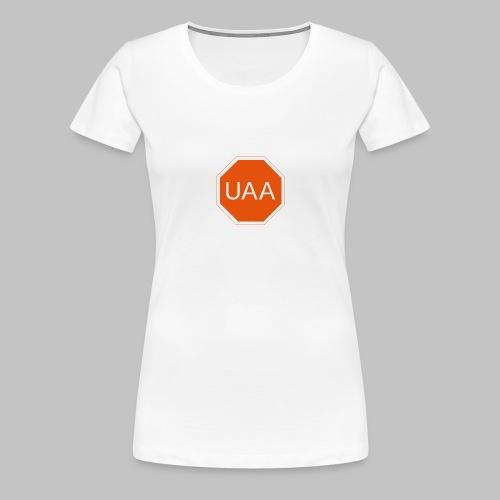 Codon stop - Women's Premium T-Shirt