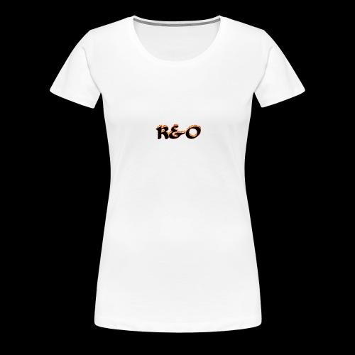 R&O - Women's Premium T-Shirt