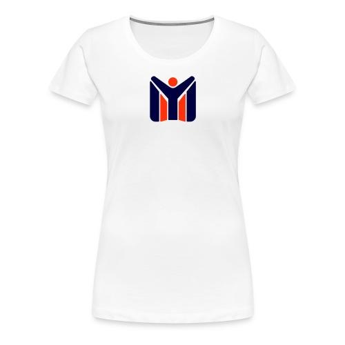logo MYSC logo - Maglietta Premium da donna