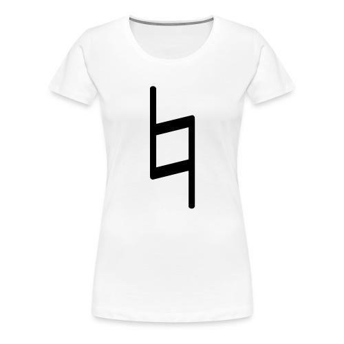 holy brand shirt, black - Frauen Premium T-Shirt