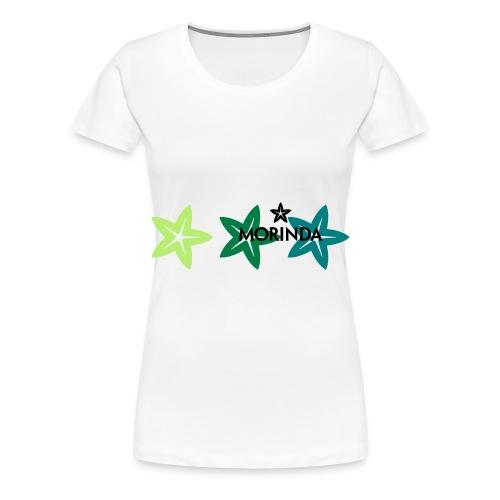 Morinda blossom - Frauen Premium T-Shirt