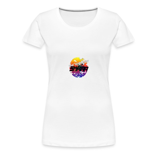 The ting goes SKRAA - Vrouwen Premium T-shirt