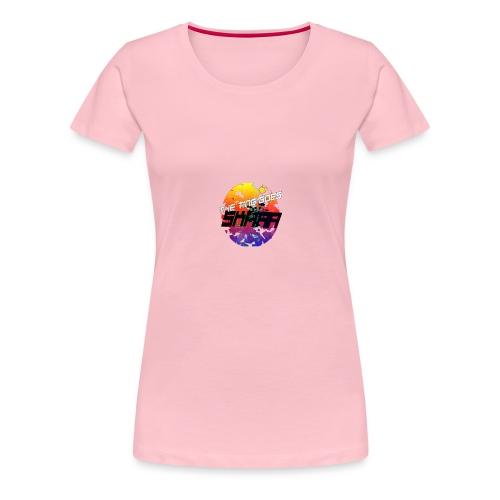 The ting goes SKRAA - Vrouwen Premium T-shirt