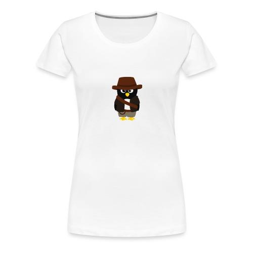 Pingouin Indiana - T-shirt Premium Femme