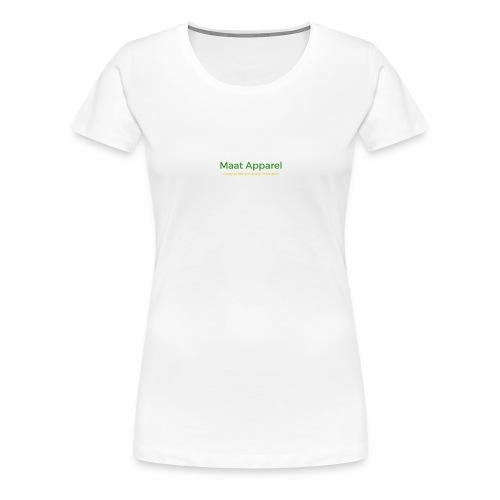 Maat apparel - Women's Premium T-Shirt