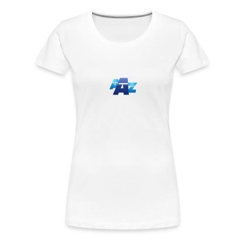 AAZ Simple - T-shirt Premium Femme