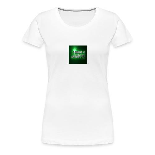logo jgn - Vrouwen Premium T-shirt