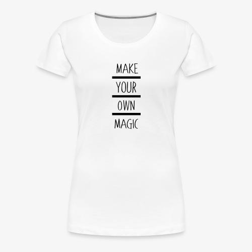 MYOM-Merch - Frauen Premium T-Shirt