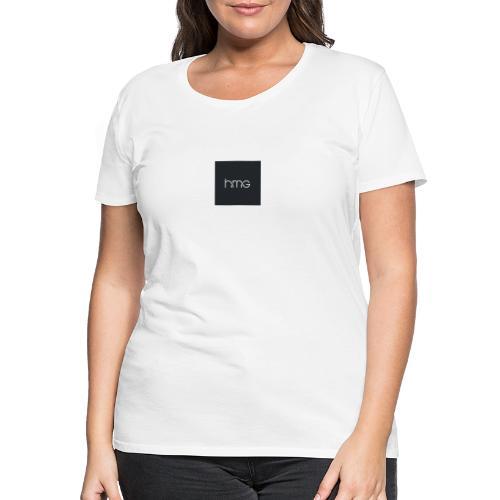 hmg - Dame premium T-shirt