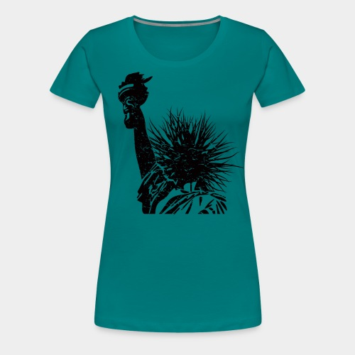 usa-liberty - Women's Premium T-Shirt