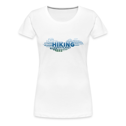 Passion - Frauen Premium T-Shirt
