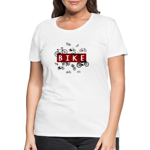 bike - Maglietta Premium da donna