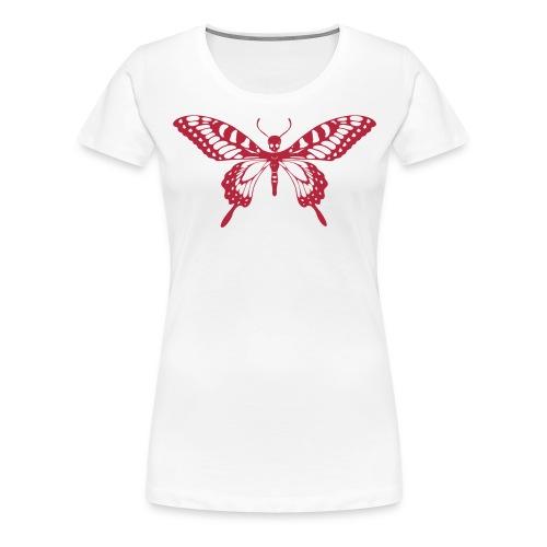 butterfy - Frauen Premium T-Shirt