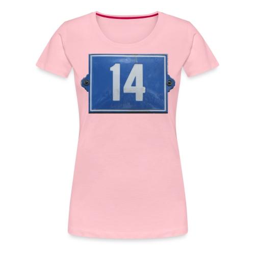 Lenin - Frauen Premium T-Shirt