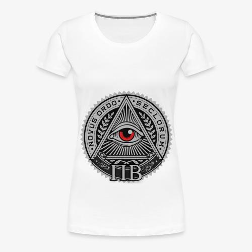 PIBETA - Maglietta Premium da donna