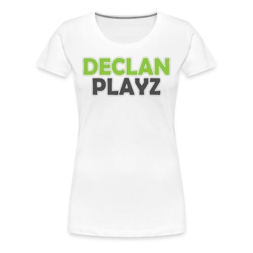 fffffffff png - Women's Premium T-Shirt